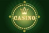 Casino — Stock Vector
