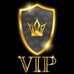Shield. VIP. — Stock Vector #11857609