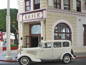 Old bank — Stock Photo