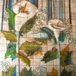 Stock Photo: Ceramic tiles in Lisbon