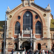 Budapest market building — Stock Photo #10770594
