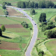 Stock Photo: Road in Austria, Styria
