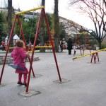 Children playground — Stock Photo #10931347