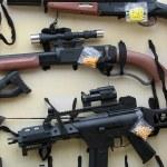 Guns toys — Stock Photo #10931400