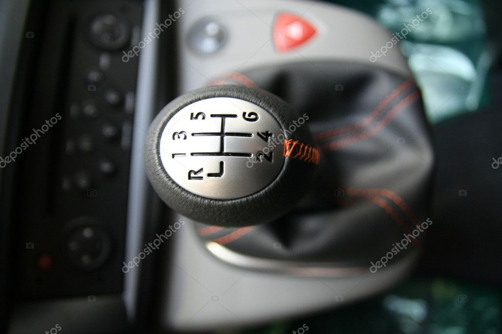 Gearshift — Stock Photo #10931303