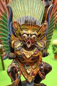 Escultura de indonésia — Fotografia Stock