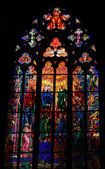Cathedral decoration — Stock Photo