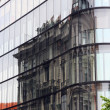 Old building reflection — Stock Photo #11139017