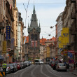 Prague Streets — Stock Photo