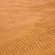 Rippled sand — Stock Photo
