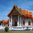 Stock Photo: Thai Buddhist temple in Bangkok