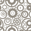 Seamless texture or different gear wheels - ベクター素材ストック