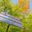 Electric solar cell — Stock Photo #10896890