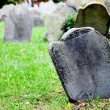 Gravestone - Stock Photo