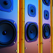 Loudspeaker — Stock Photo