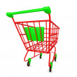 Shoppingcart — Stock Photo #10953336