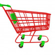 Shoppingcart — Stock Photo #10953345