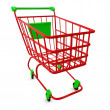 Shoppingcart — Stock Photo #10953364