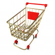 Stock Photo: Shoppingcart