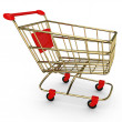 Shoppingcart — Stock Photo #10954735