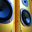 Acoustic system — Stock Photo