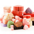 Scented soaps — Stock Photo