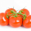 Stock Photo: Tomatoes