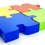 Puzzle — Foto de Stock   #11128503