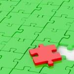 Puzzle — Stock Photo #11128672