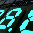 Digits indicator - Stock Photo
