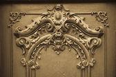 Wood engraving — Stock Photo
