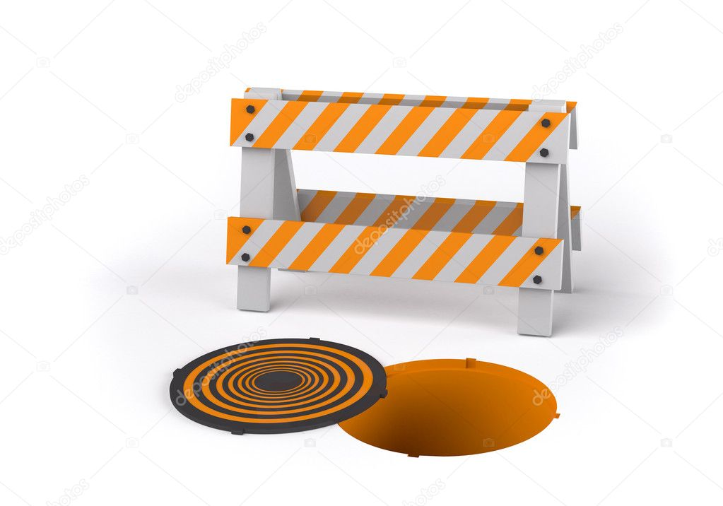 Manhole — Stock Photo #11124771