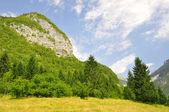 Triglav National Park - Julian Alps, Slovenia — Stock Photo