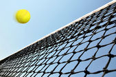 Gioco di tennis — Foto Stock