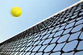 Tenisová hra — Stock fotografie