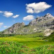 Brenta-Dolomites Italy - Stock Photo