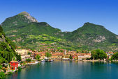 Lago di Garda,Italy — Stock Photo