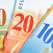 Switzerland Francs - Stock Photo