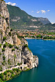 Lago di Garda — Stock Photo