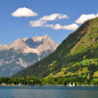 Stock Photo: Zeller See in Austria