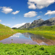 Stock Photo: Lago di Spinale