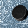 Hockey puck — Stock Photo #12386978