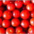 Foto de Stock  : Fresh cherry tomato