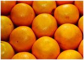 свежие мандарины — Стоковое фото