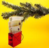 New year gift — Stockfoto