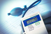 Medizinische tonometer — Stockfoto