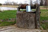 Water well — Stock Photo