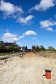 строительство новых улиц — Стоковое фото