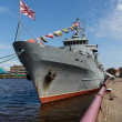 Warship — Stock Photo #11962807