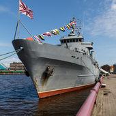 軍艦 — ストック写真
